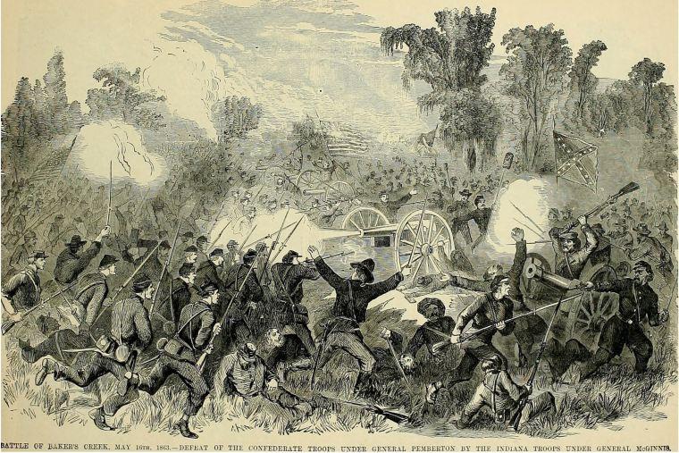 Battle of Baker Creek aka Champiopn Hill