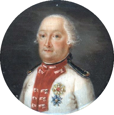 Charles August II Duke of Zweibrucken (1746-1795)