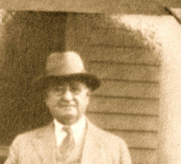 F.A. Ziliak, member of Meissner Jury - permission granted by descendant John Tuskid