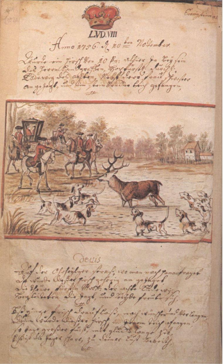 hunting diary