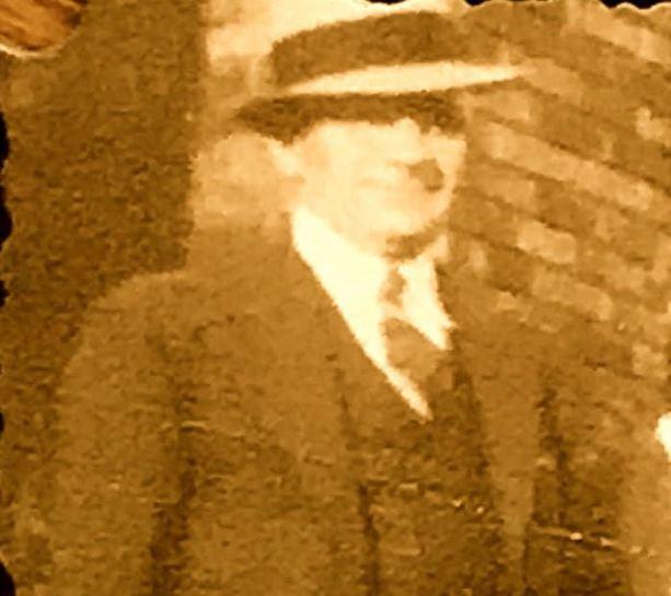 Louis Bauer, juror in Meissner murder case
