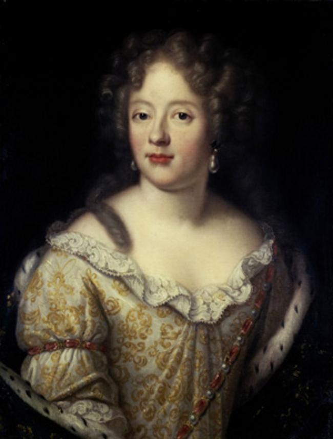 Pierre Mignard, Elisabeth Charlotte of the Palatinate , approx. 1675–1680