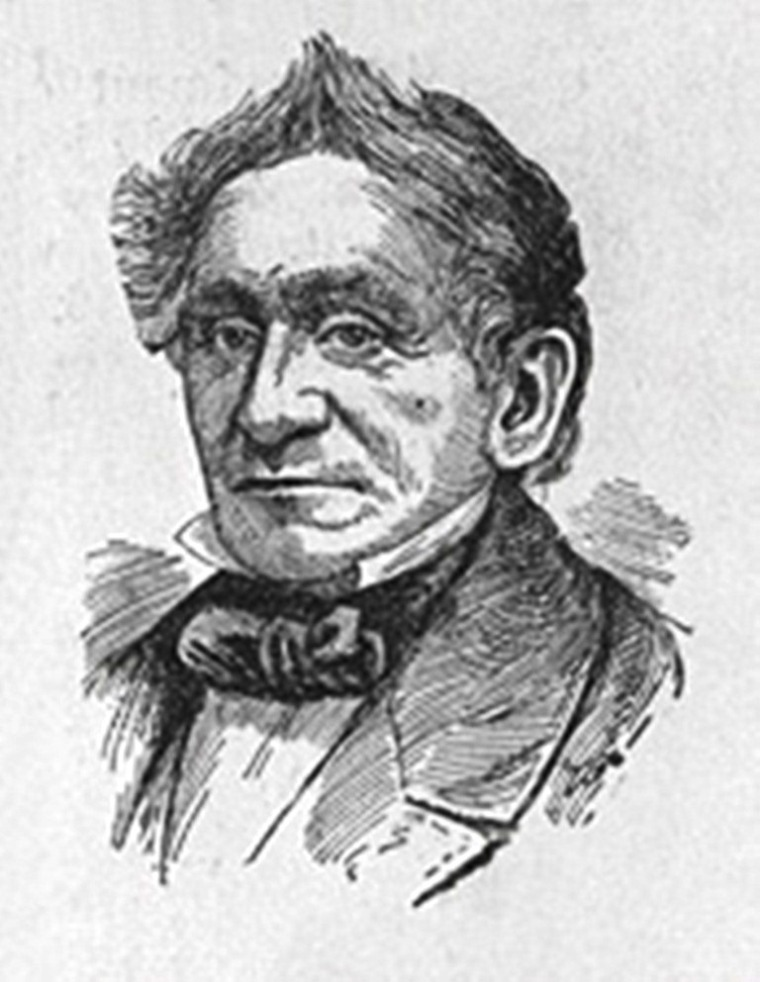 Spruance Presley of Delaware (1785 - 1863), Federal and State Senator, Merchant and Attorney